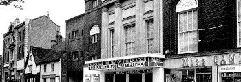 1991 – Demolished The Granada Cinema, St Peters Street, Bedford